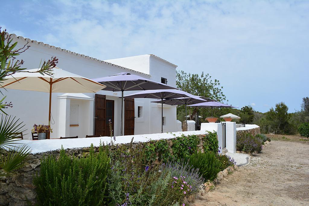 Vistas - Casa rural en alquiler de temporada en calle Diseminado Creu Des Magres, Sant Antoni de Portmany - 312913390