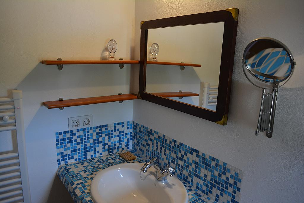 Baño - Casa rural en alquiler de temporada en calle Diseminado Creu Des Magres, Sant Antoni de Portmany - 312914146