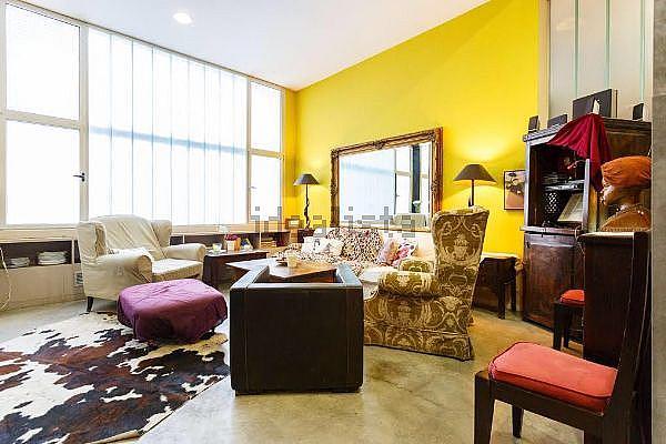 Salón - Loft en alquiler en calle Teodosio, San Lorenzo en Sevilla - 312584214