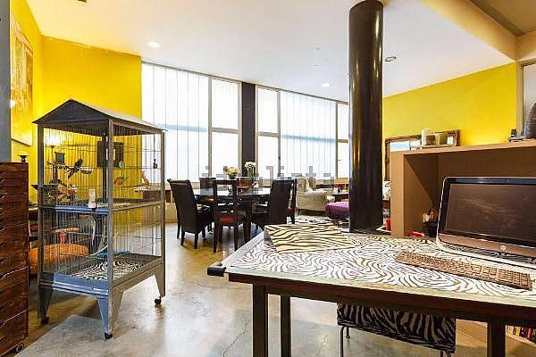 Salón - Loft en alquiler en calle Teodosio, San Lorenzo en Sevilla - 312584259