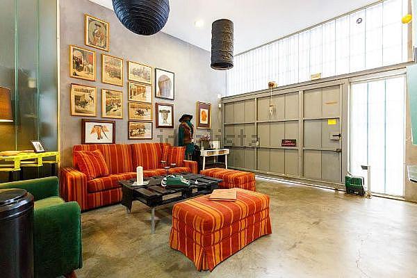 Salón - Loft en alquiler en calle Teodosio, San Lorenzo en Sevilla - 312584392