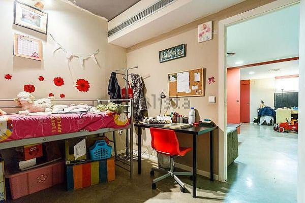 Dormitorio - Loft en alquiler en calle Teodosio, San Lorenzo en Sevilla - 312584394