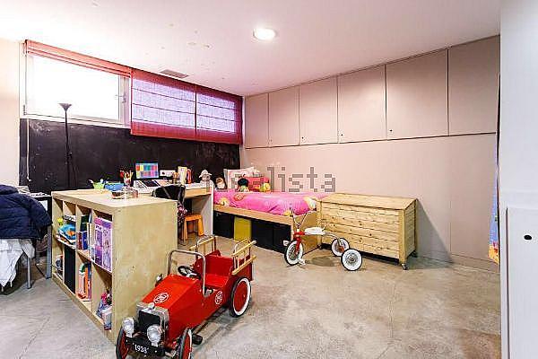 Dormitorio - Loft en alquiler en calle Teodosio, San Lorenzo en Sevilla - 312584397