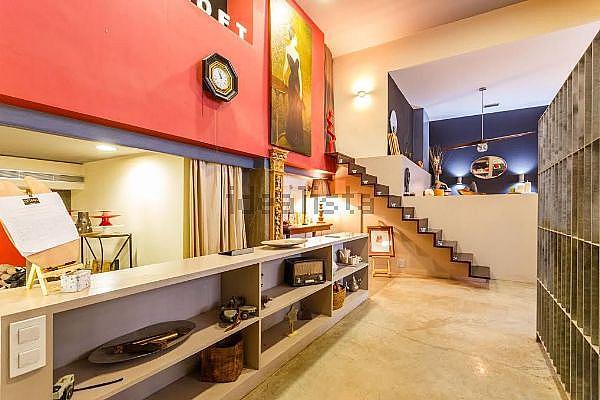 Salón - Loft en alquiler en calle Teodosio, San Lorenzo en Sevilla - 312584425