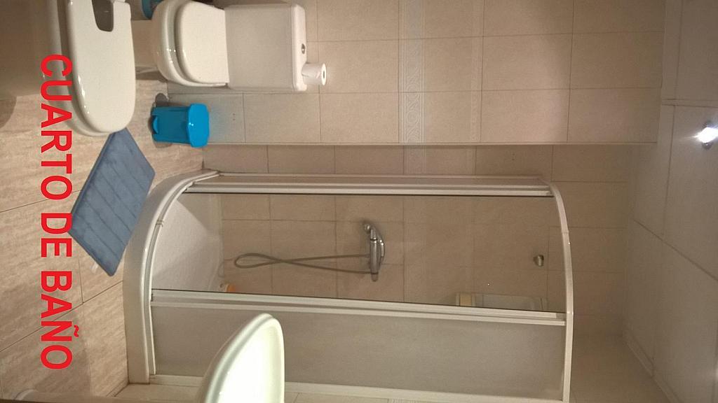 Baño - Piso a compartir en calle Luisa Aledo, Santa Eulalia en Murcia - 312888215