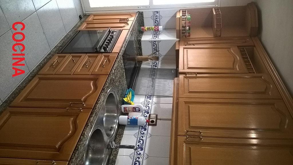 Cocina - Piso a compartir en calle Luisa Aledo, Santa Eulalia en Murcia - 312888417
