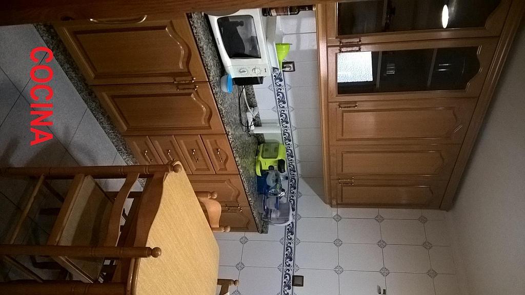 Cocina - Piso a compartir en calle Luisa Aledo, Santa Eulalia en Murcia - 312888470