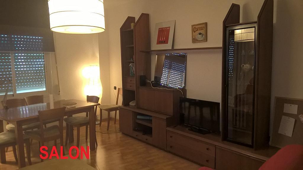 Salón - Piso a compartir en calle Luisa Aledo, Santa Eulalia en Murcia - 312890086