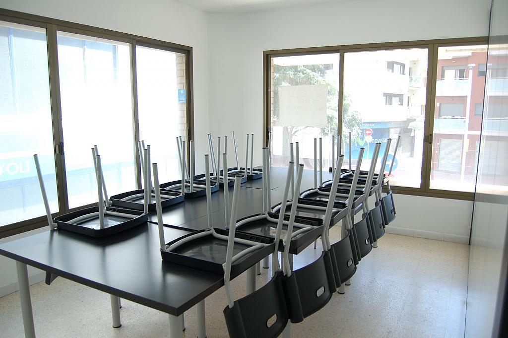 Salón - Oficina en alquiler en travesía Jardins, Zona Centro en Lloret de Mar - 312917823