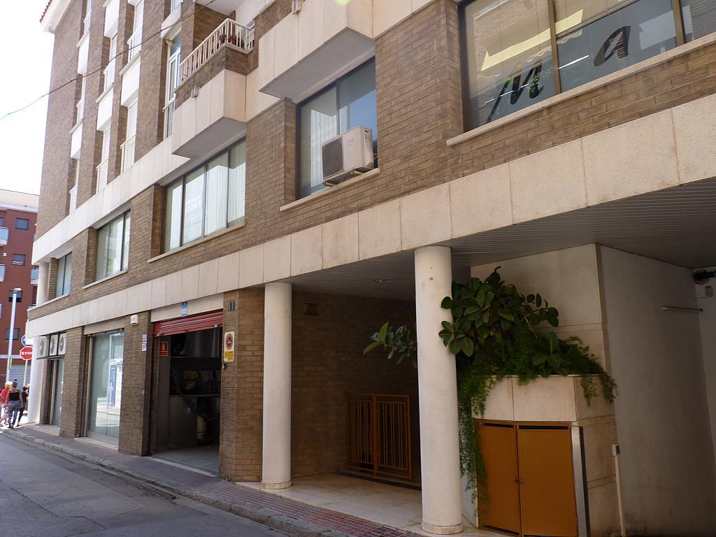 Fachada - Oficina en alquiler en travesía Jardins, Zona Centro en Lloret de Mar - 312918585