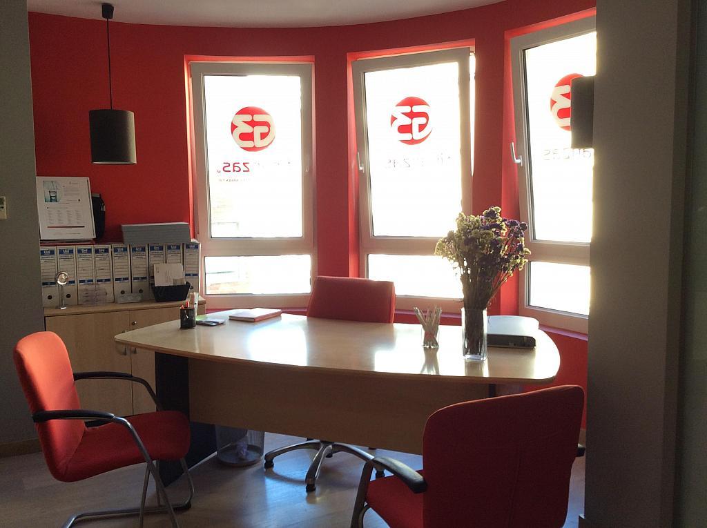 Detalles - Oficina en alquiler en calle Lealtad, Centro en Santander - 313263821