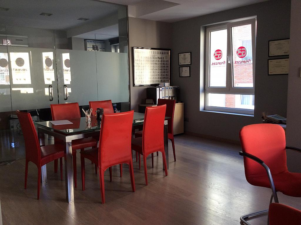 Detalles - Oficina en alquiler en calle Lealtad, Centro en Santander - 313263949