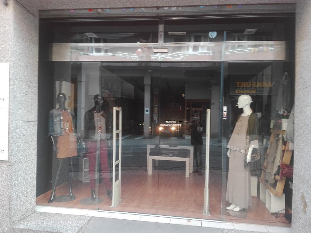 Vistas - Local comercial en alquiler en calle Angel Guimera, Passeig rodalies en Manresa - 326695849