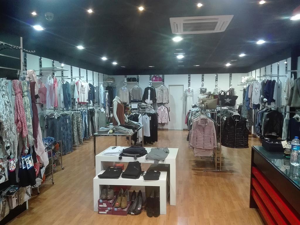 Detalles - Local comercial en alquiler en calle Angel Guimera, Passeig rodalies en Manresa - 326695852