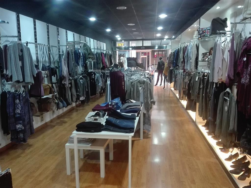 Detalles - Local comercial en alquiler en calle Angel Guimera, Passeig rodalies en Manresa - 326695854
