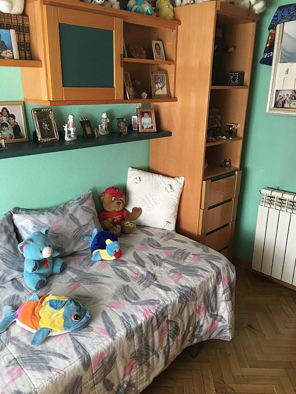Dormitorio - Apartamento en alquiler en calle Cedra, Getafe Norte en Getafe - 313270818