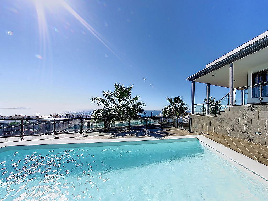 Piscina - Casa en alquiler en calle Australia, Playa Blanca (Yaiza) - 313590020