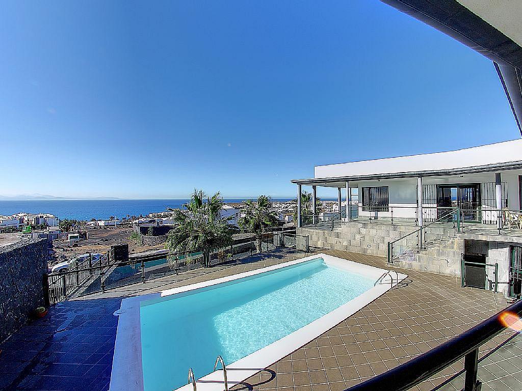 Piscina - Casa en alquiler en calle Australia, Playa Blanca (Yaiza) - 313590054