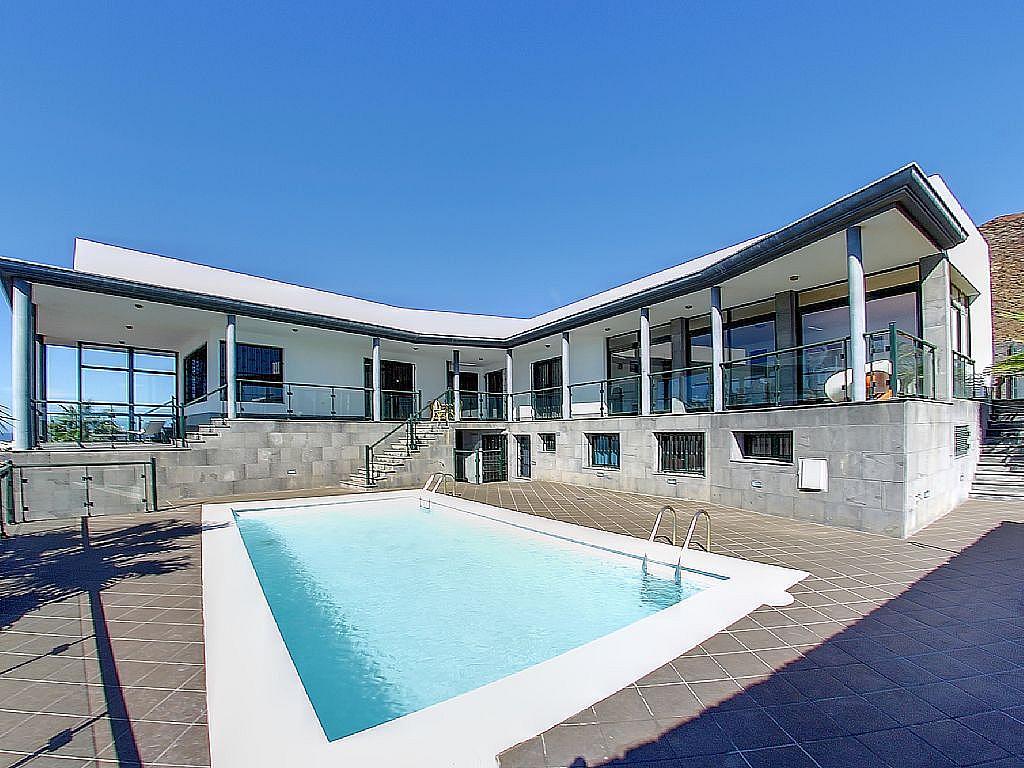 Piscina - Casa en alquiler en calle Australia, Playa Blanca (Yaiza) - 313590084
