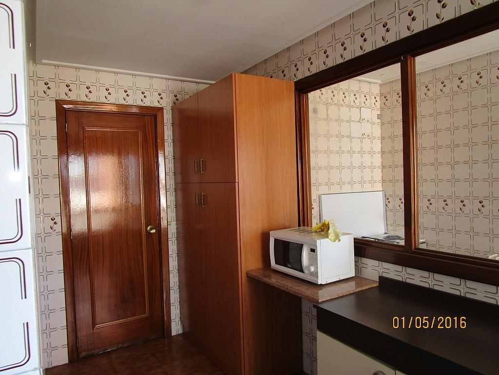 Cocina - Piso en alquiler en calle Infante de la Cerda, Ciudad Real - 313862676