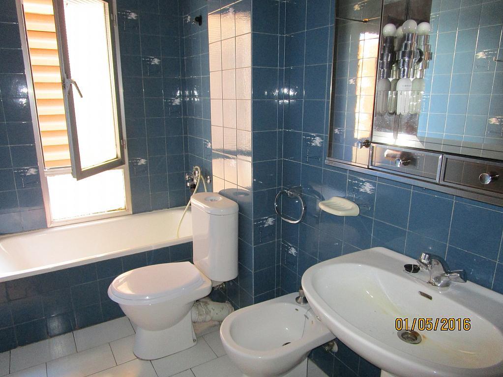 Baño - Piso en alquiler en calle Infante de la Cerda, Ciudad Real - 313862702