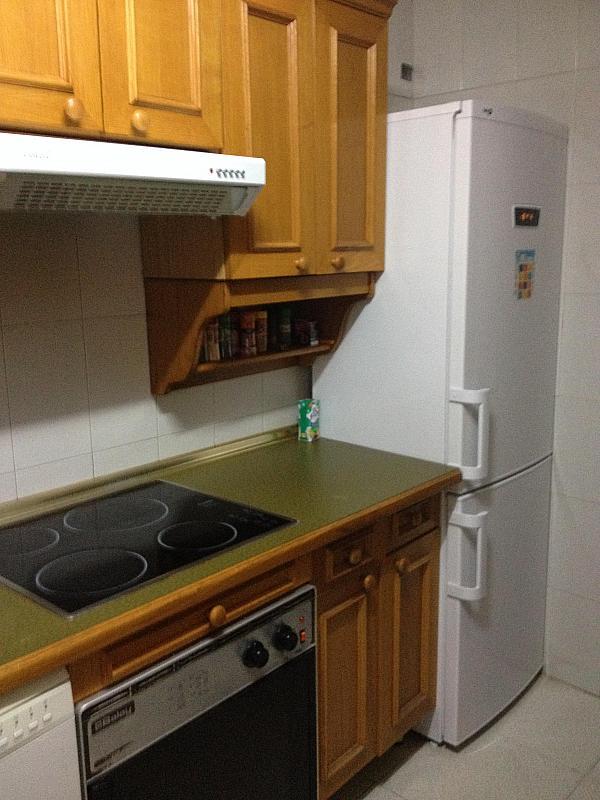 Cocina - Piso a compartir en paseo Canalejas, Centro en Salamanca - 313868583