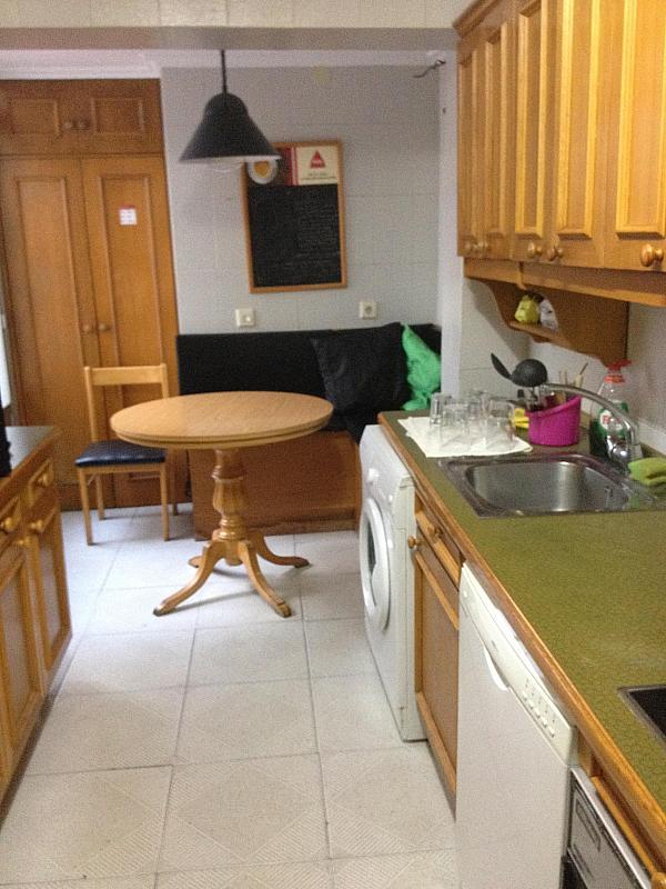 Cocina - Piso a compartir en paseo Canalejas, Centro en Salamanca - 313868593