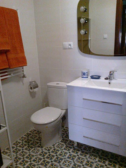 Baño - Piso a compartir en paseo Del Rollo, El Rollo en Salamanca - 313873274