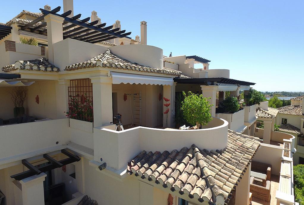 Vistas - Apartamento en alquiler en urbanización Capanes del Golf, Benahavís - 314206658