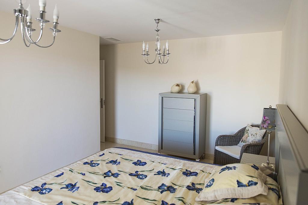 Dormitorio - Apartamento en alquiler en urbanización Capanes del Golf, Benahavís - 314207860
