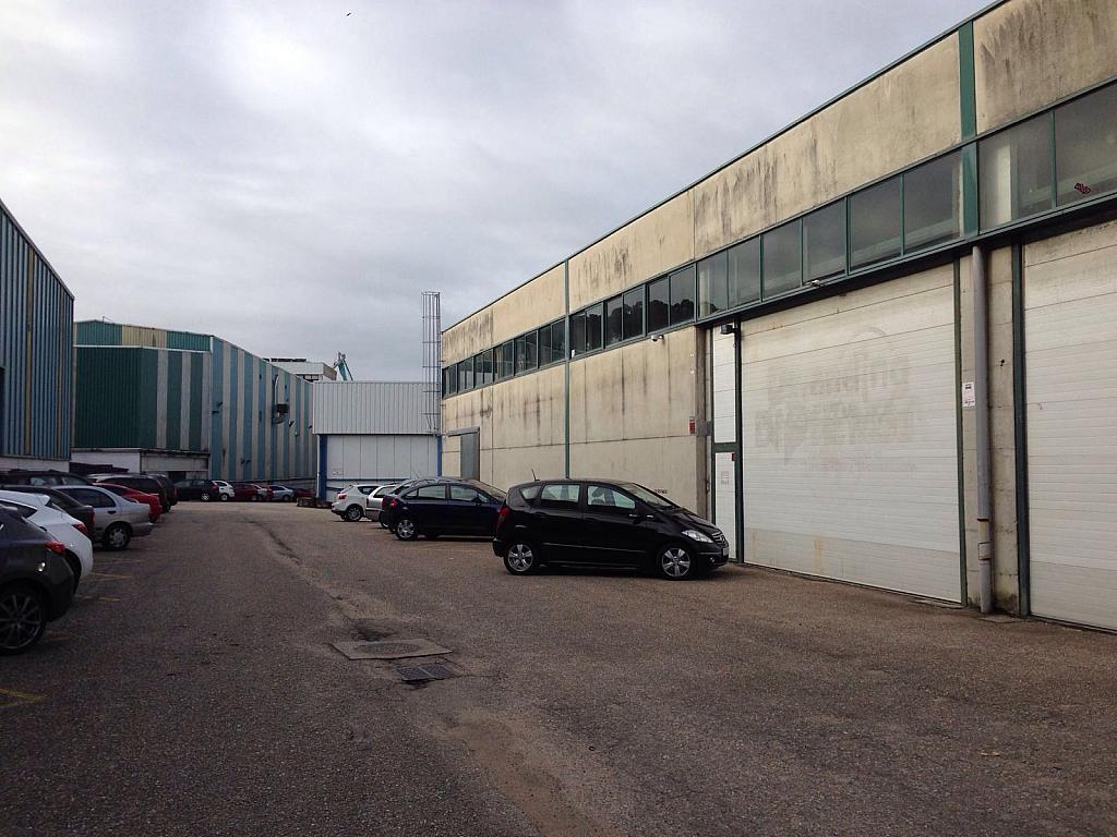 Patio - Nave industrial en alquiler en vía Camiño Do Laranxo Interior, Teis en Vigo - 314539218