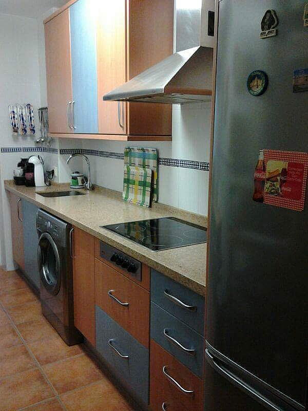 Cocina - Piso en alquiler opción compra en paseo De la Conferencia, Casco Antiguo en Algeciras - 316346534