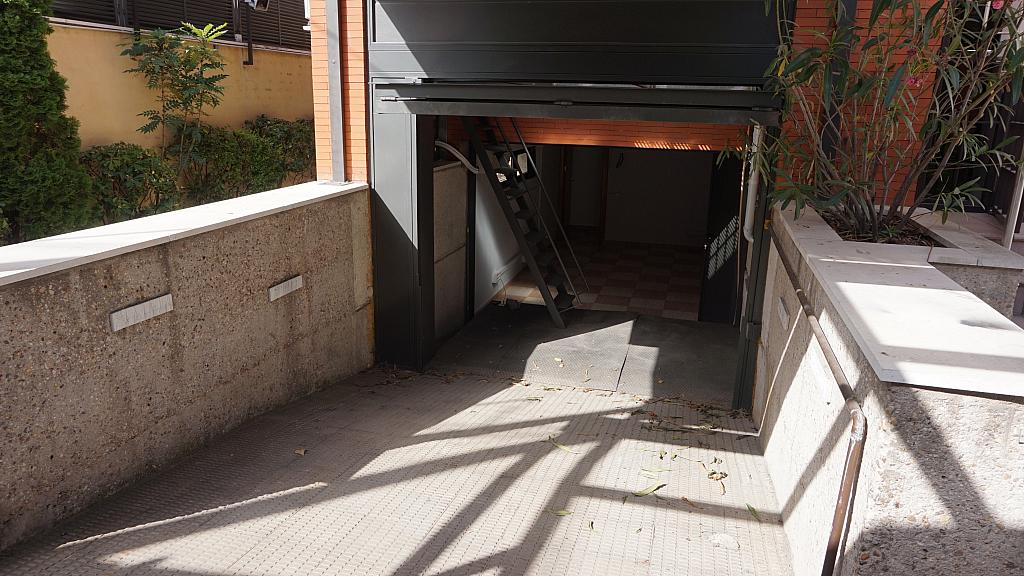 Parking - Chalet en alquiler en calle Sánchez Guerrero, Canillas en Madrid - 315280563