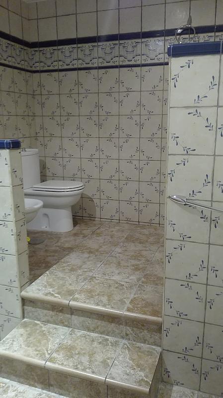 Baño - Piso en alquiler en calle San Marcos, Centro en Úbeda - 325756088