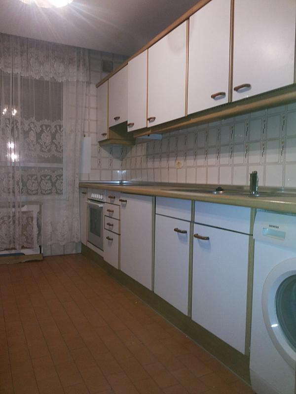 Cocina - Piso a compartir en calle Concepción, Burgos - 316039697