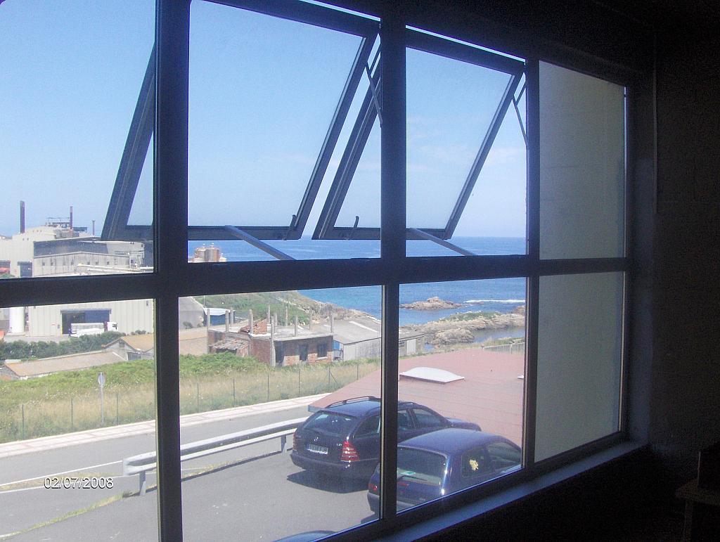 Vistas - Nave industrial en alquiler en calle Portiño, Arteixo - 316338375
