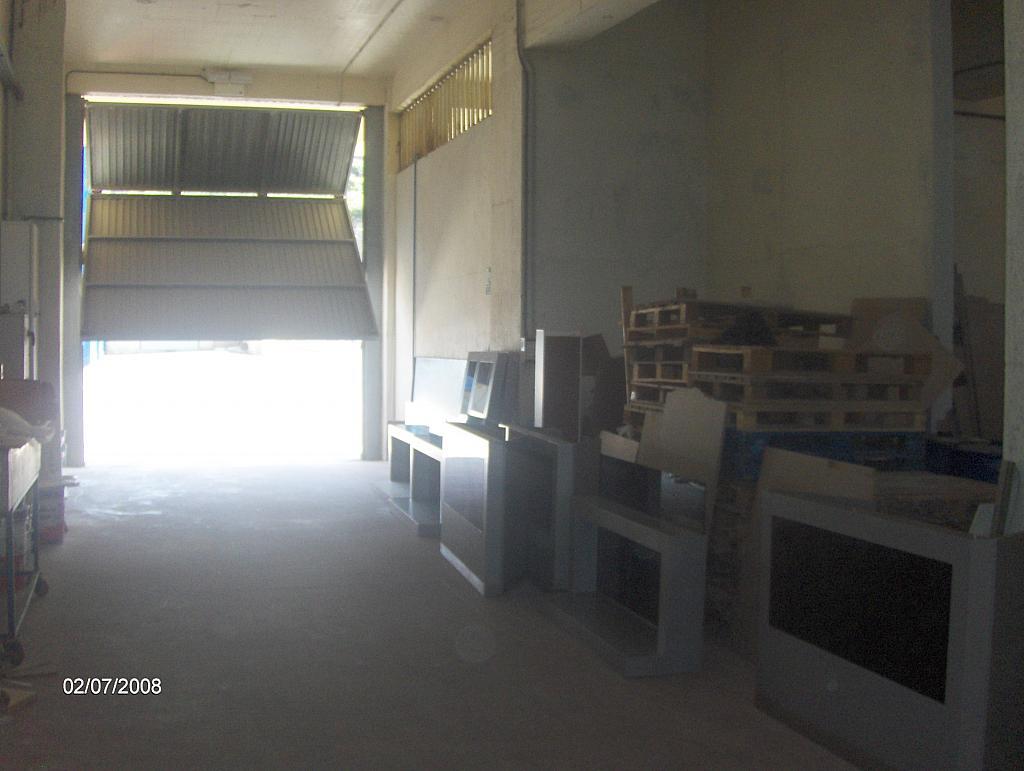 Parking - Nave industrial en alquiler en calle Portiño, Arteixo - 316338388