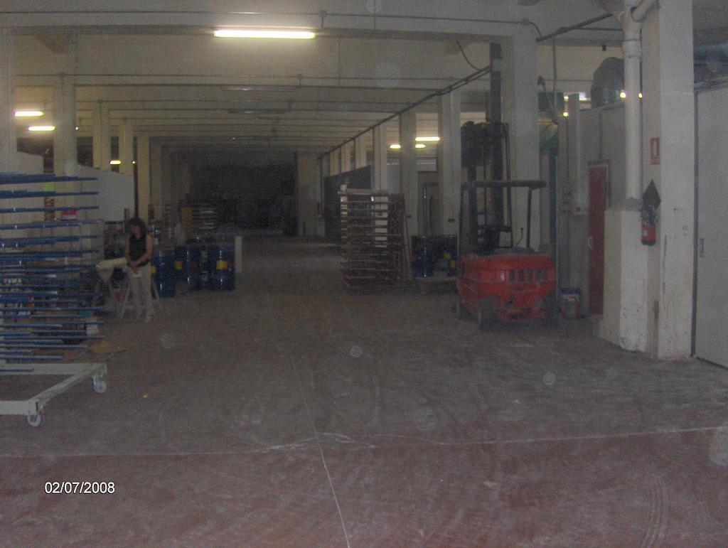 Detalles - Nave industrial en alquiler en calle Portiño, Arteixo - 316338468