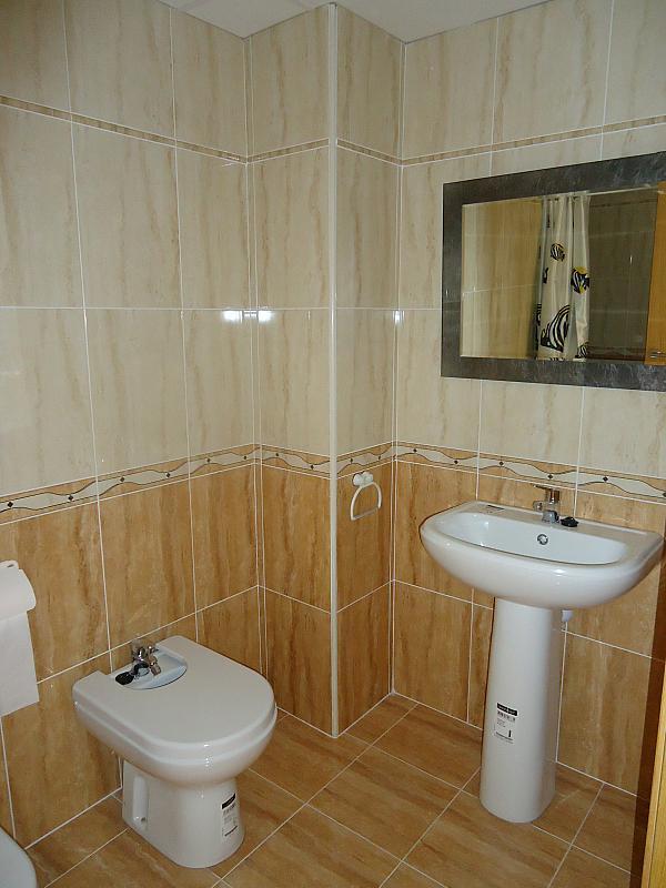 Baño - Casa adosada en alquiler opción compra en calle Pablo Serrano, Luceni - 316356807