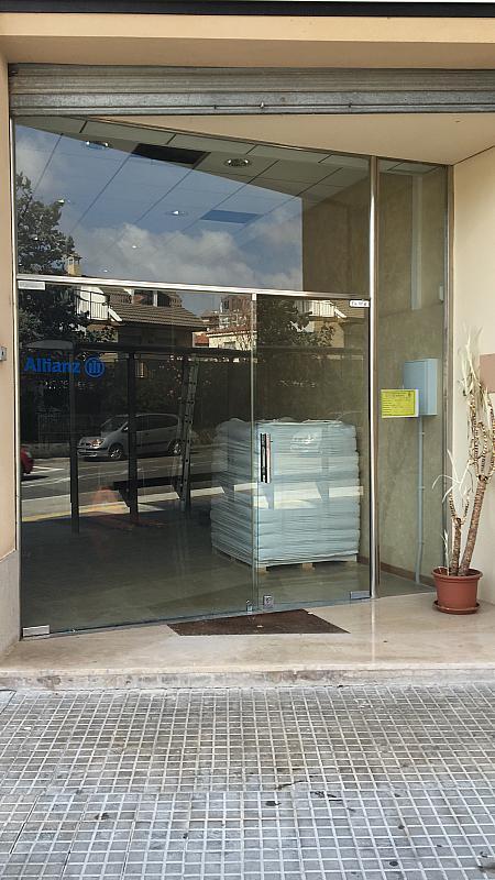 Vestíbulo - Local comercial en alquiler en calle Montserrat, Sant Quintí de Mediona - 318862404