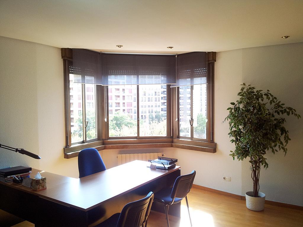 Vistas - Despacho en alquiler en plaza Aragón, Paseo Independencia en Zaragoza - 317578031