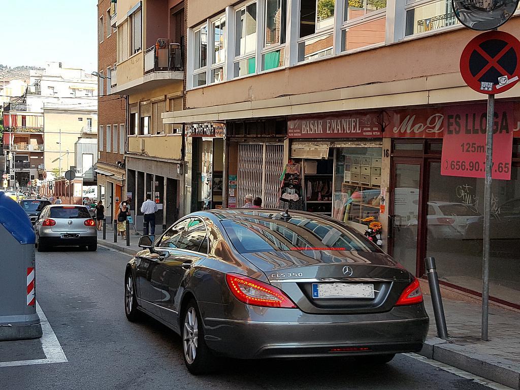 Vistas - Local comercial en alquiler en calle Baixada de la Plana, Horta en Barcelona - 318864073