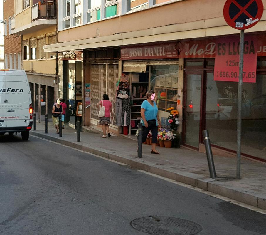 Vistas - Local comercial en alquiler en calle Baixada de la Plana, Horta en Barcelona - 318864076