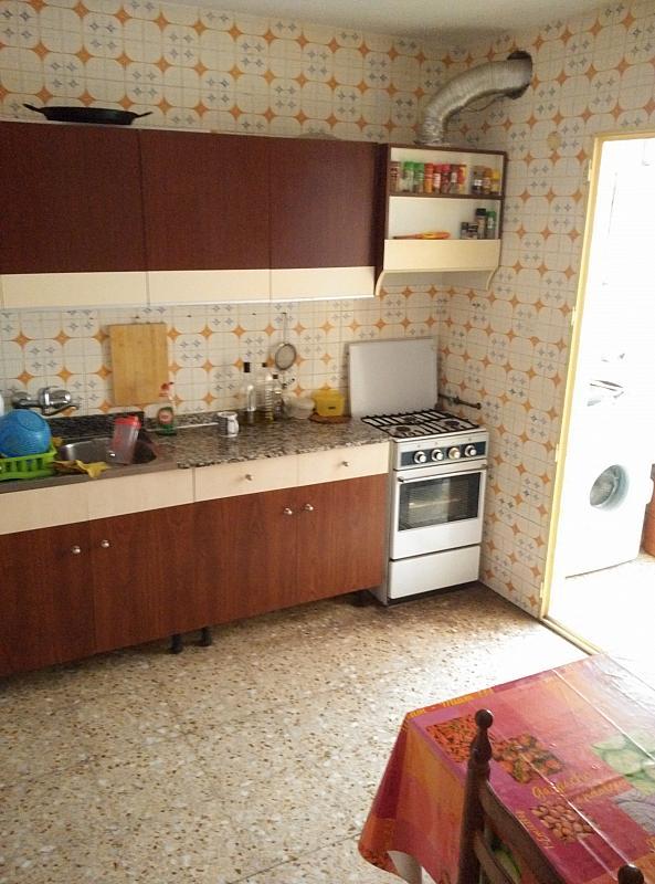 Cocina - Piso a compartir en calle Virgen del Romero, Cartagena - 317610534