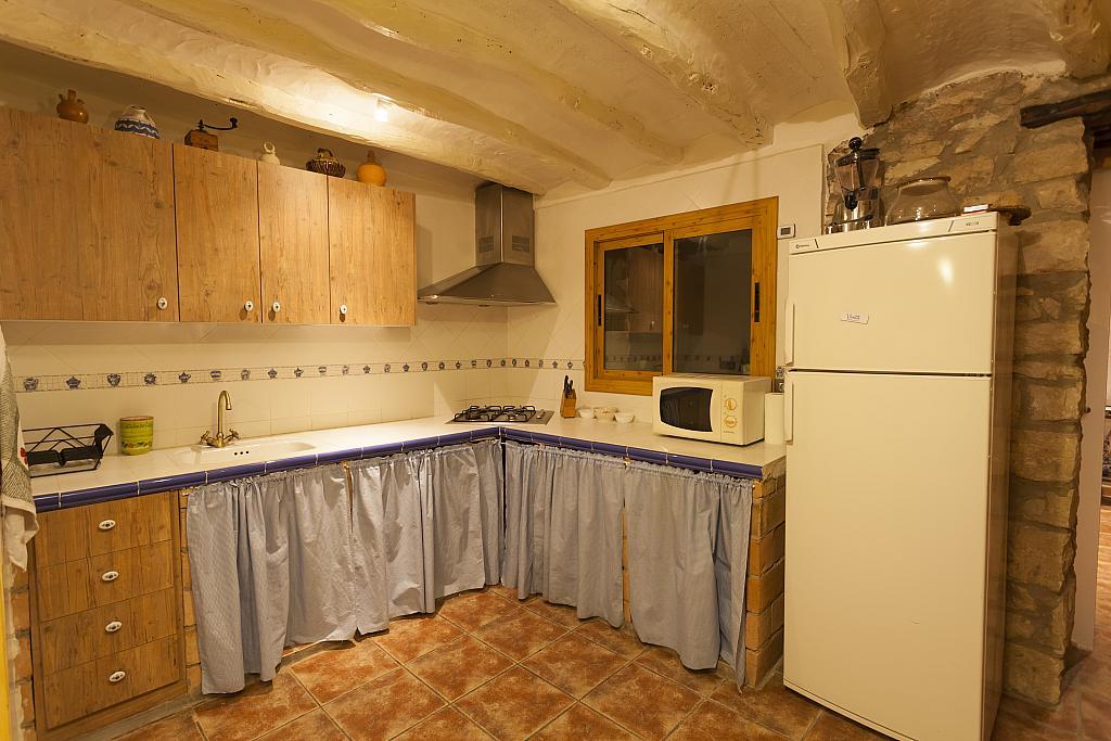 Cocina - Casa en alquiler en calle Tello, Nonaspe - 318228277