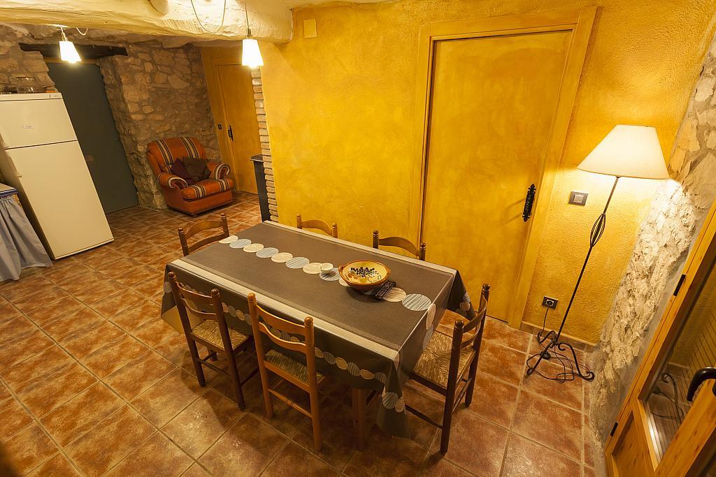 Comedor - Casa en alquiler en calle Tello, Nonaspe - 318228290