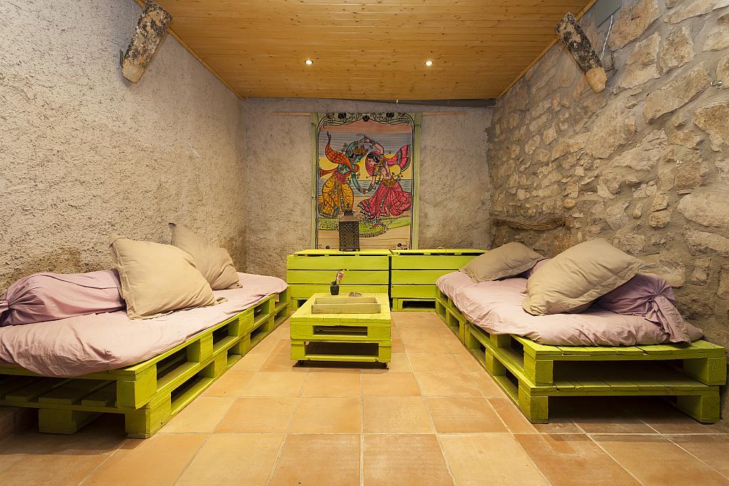 Terraza - Casa en alquiler en calle Tello, Nonaspe - 318228293