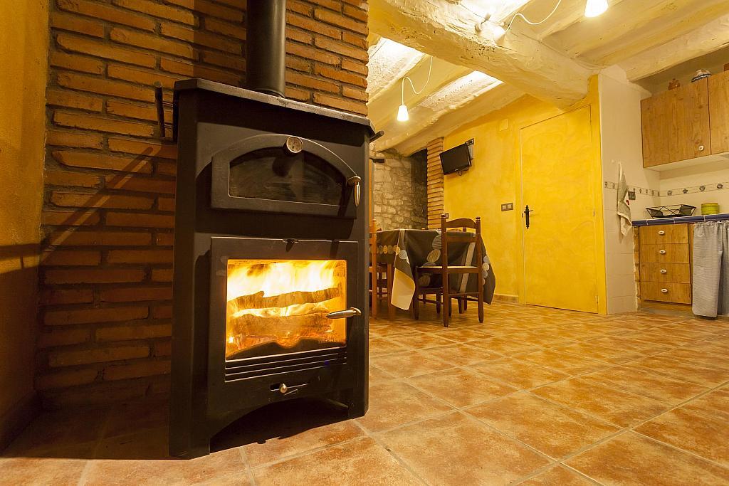 Cocina - Casa en alquiler en calle Tello, Nonaspe - 318228295