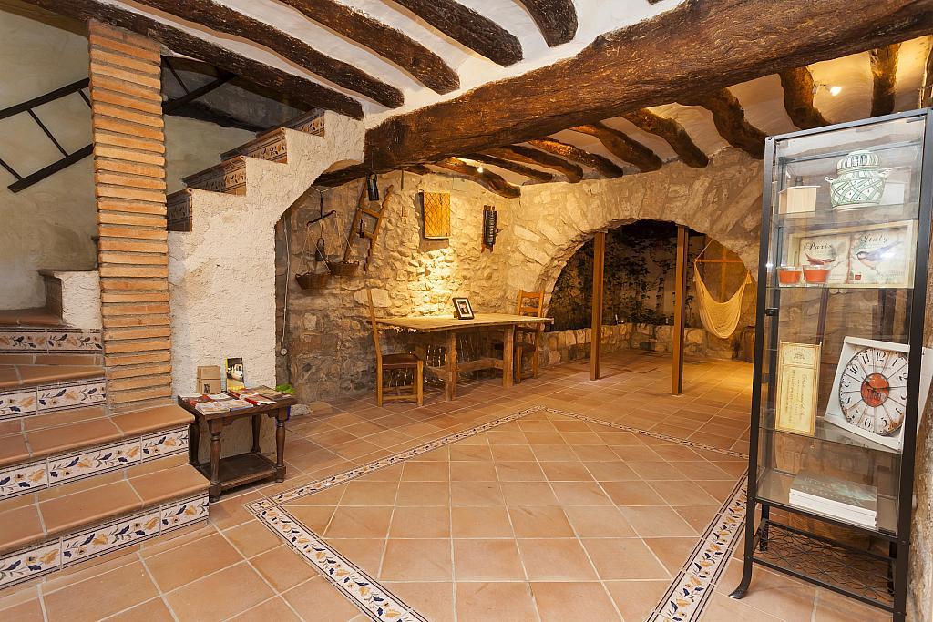 Vestíbulo - Casa en alquiler en calle Tello, Nonaspe - 318228297