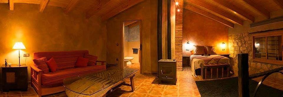 Buhardilla - Casa en alquiler en calle Tello, Nonaspe - 318228327